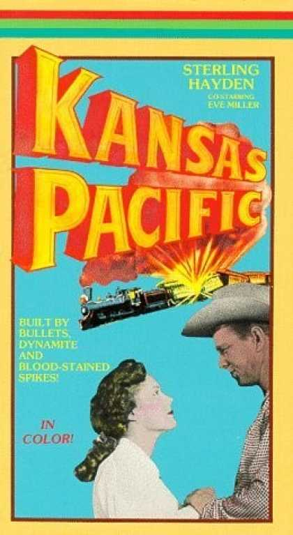 VHS Videos - Kansas Pacific United American