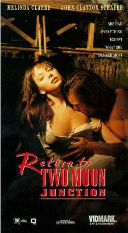 VHS Videos - Return To Two Moon Junction