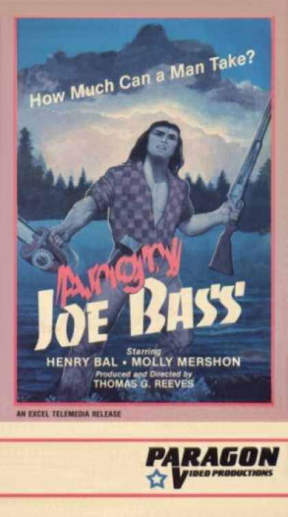 VHS Videos - Angry Joe Bass