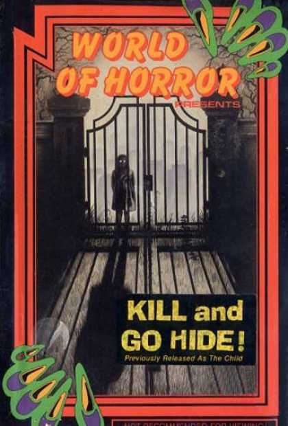 VHS Videos - Kill and Go Hide