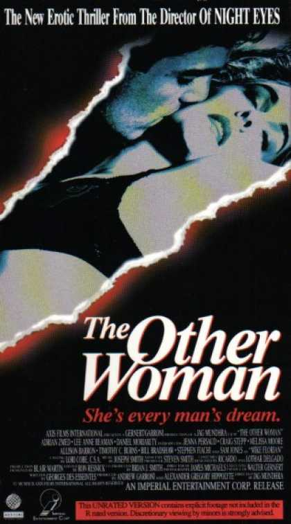 VHS Videos - Other Woman