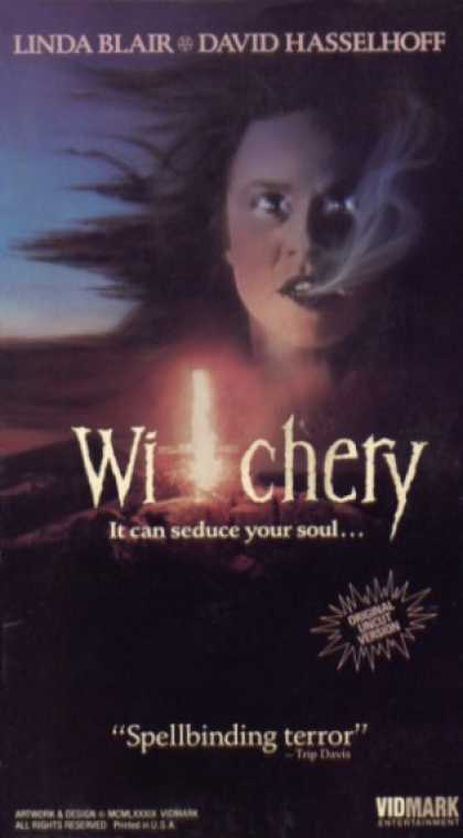 VHS Videos - Witchery