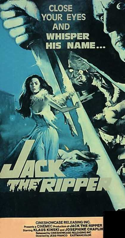 VHS Videos - Jack the Ripper 1976