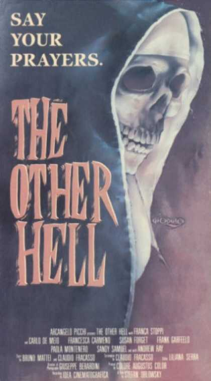 VHS Videos - Other Hell