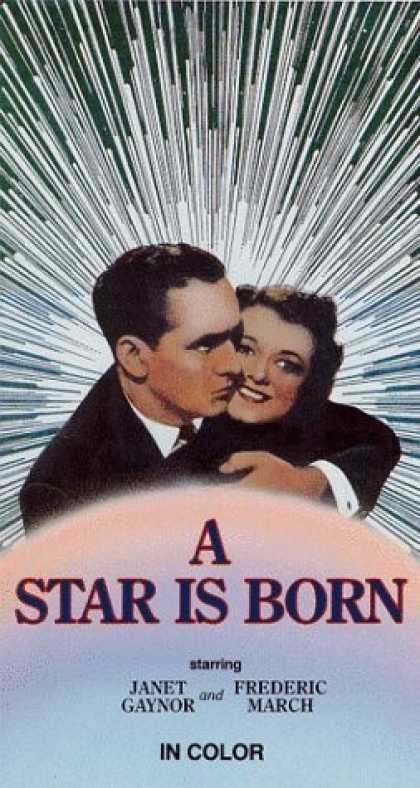 VHS Videos - Star Is Born United American