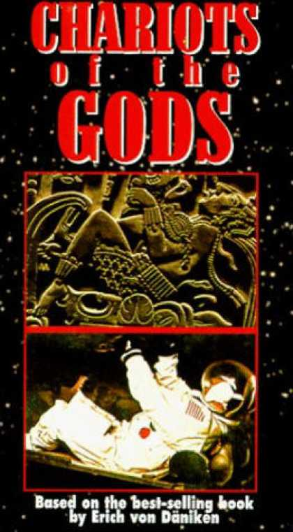 VHS Videos - Chariots Of the Gods United