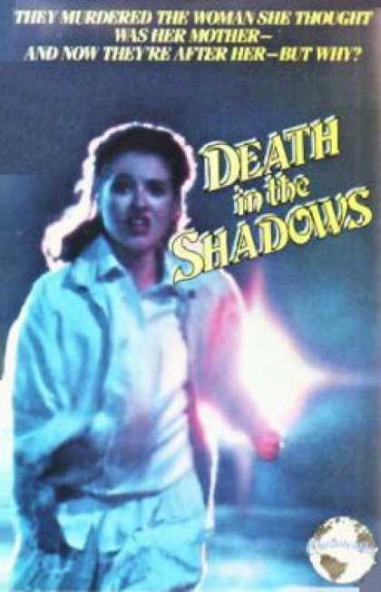 VHS Videos - Death in Shadows