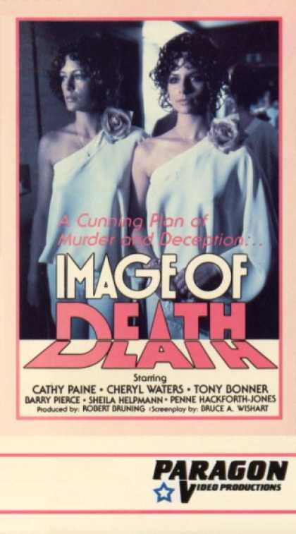 VHS Videos - Image Of Death