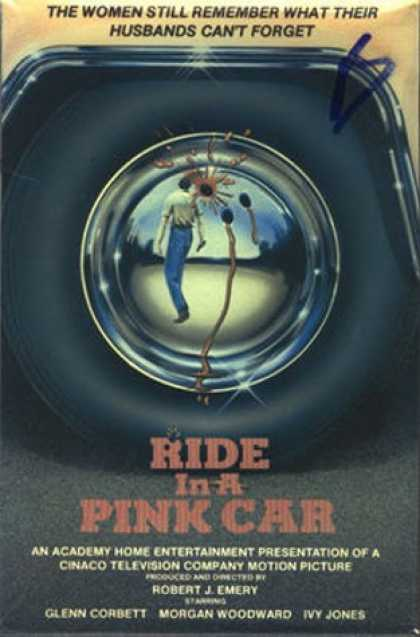 VHS Videos - Ride in A Pink Car