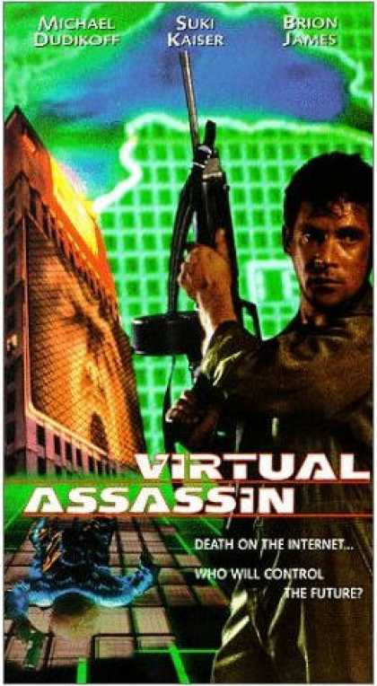 VHS Videos - Virtual Assassin