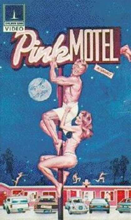 VHS Videos - Pink Motel Thorn