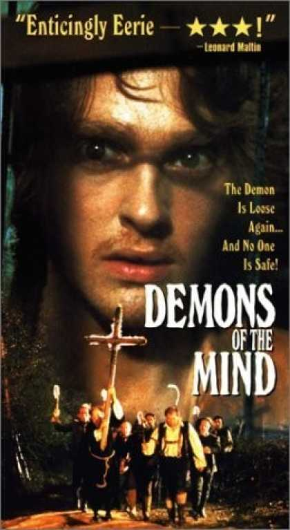VHS Videos - Demons Of the Mind