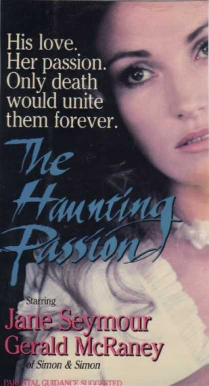 VHS Videos - Haunting Passion Usa Video