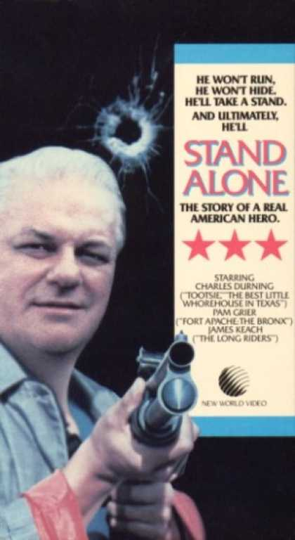VHS Videos - Stand Alone