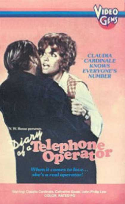VHS Videos - Diary Of A Telephone Operator