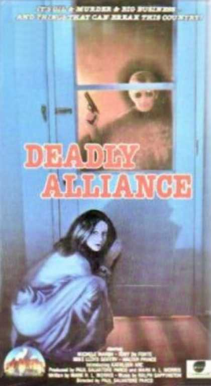 VHS Videos - Deadly Alliance
