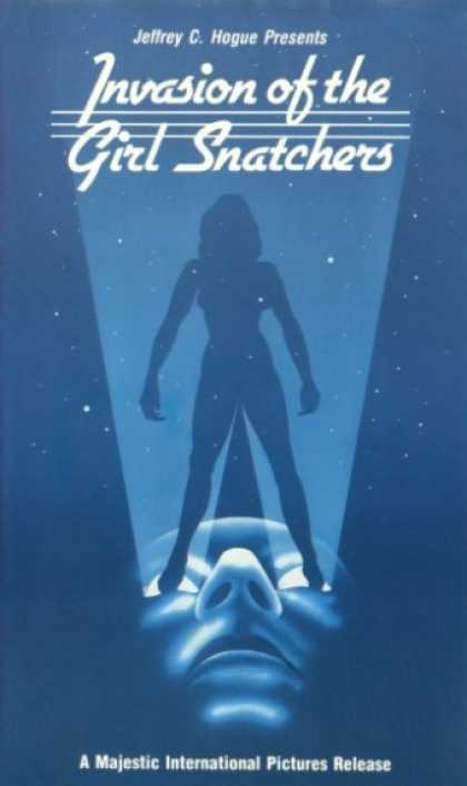 VHS Videos - Invasion Of the Girl Snatchers Vci