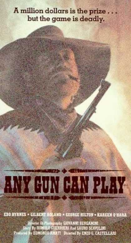 VHS Videos - Any Gun Can Play