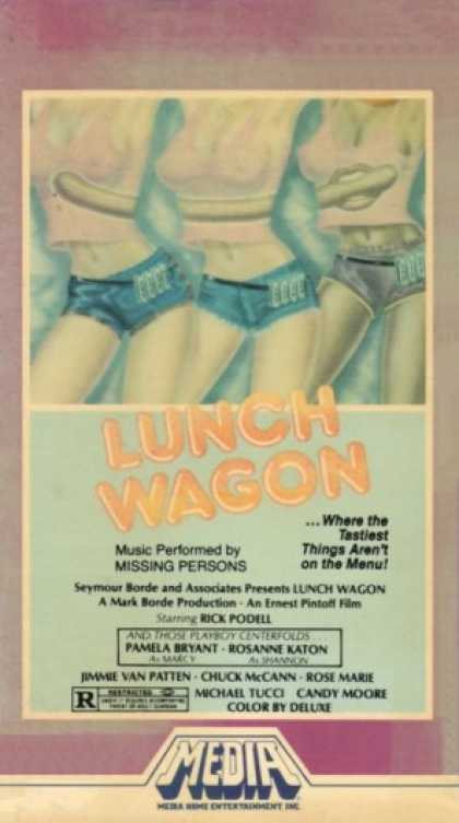 VHS Videos - Lunch Wagon