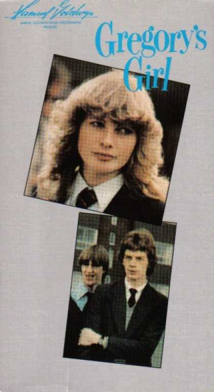 VHS Videos - Gregory's Girl