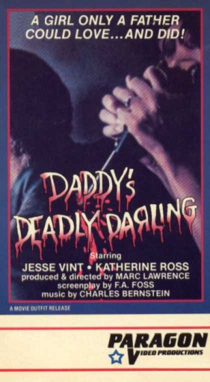 VHS Videos - Daddy's Deadly Darling