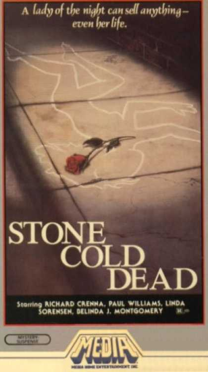 VHS Videos - Stone Cold Dead