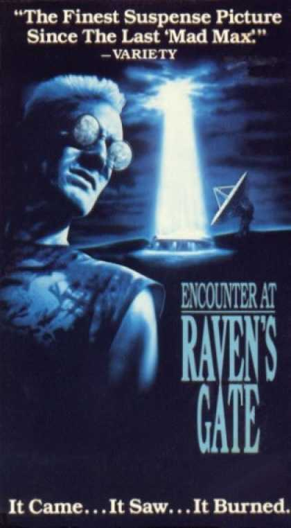 VHS Videos - Encounter At Raven's Gate