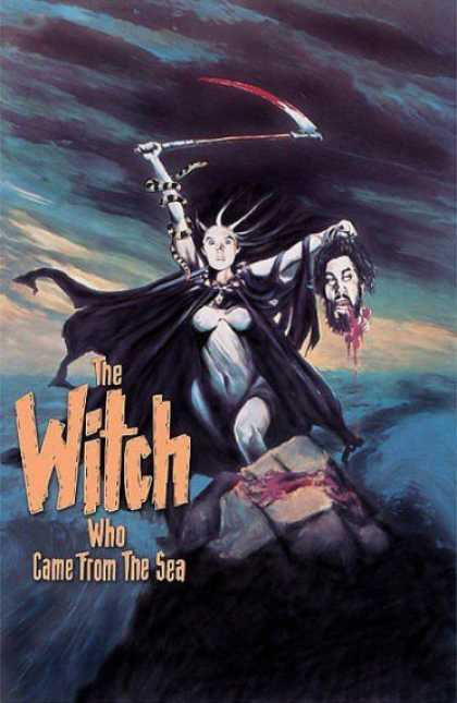 VHS Videos - Witch Who Came From the Sea