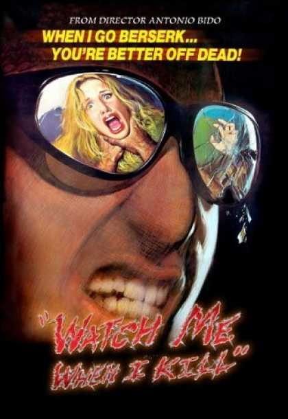 VHS Videos - Watch Me When I Kill