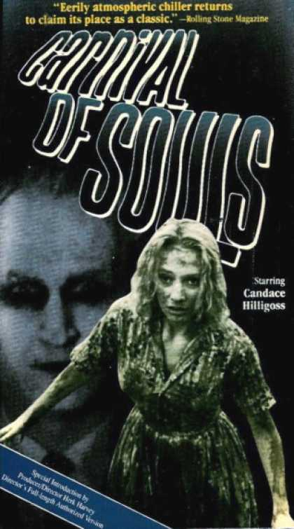 VHS Videos - Carnival Of Souls 1962