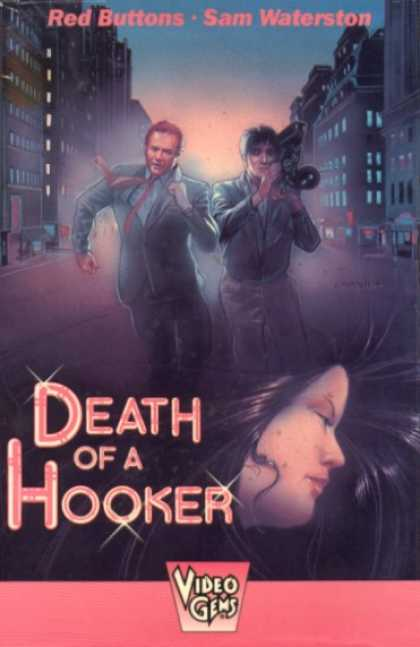 VHS Videos - Death Of A Hooker