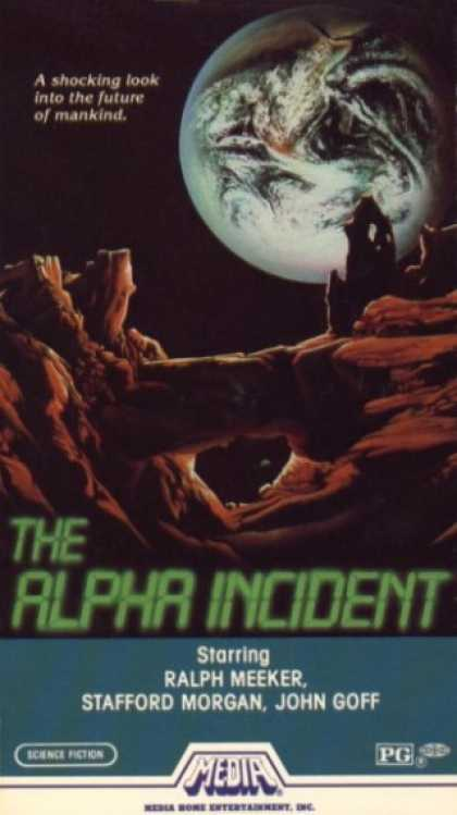 VHS Videos - Alpha Incident