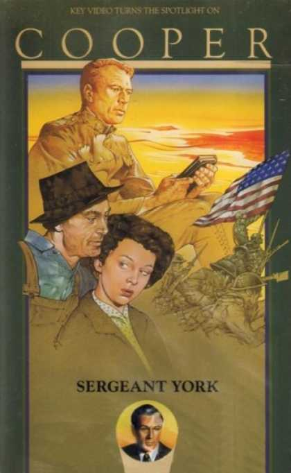VHS Videos - Sergeant York