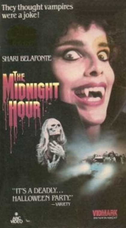 VHS Videos - Midnight Hour