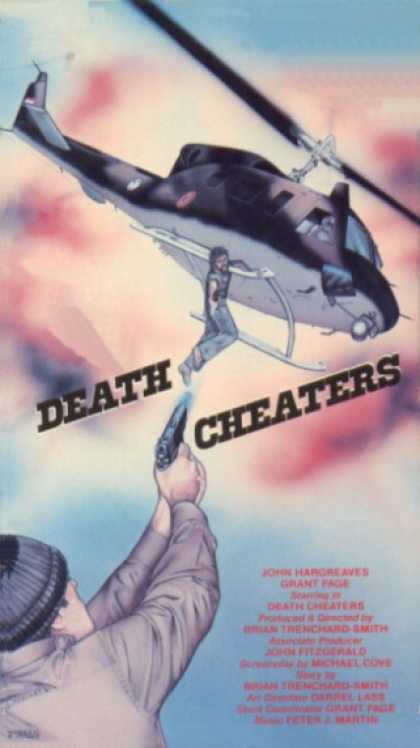 VHS Videos - Death Cheaters