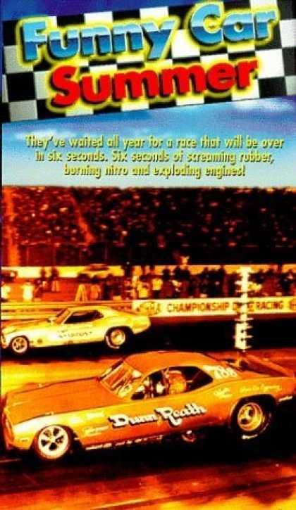 VHS Videos - Funny Car Summer