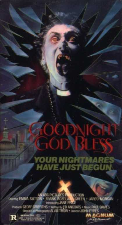 VHS Videos - Goodnight God Bless