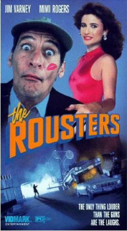 VHS Videos - Rousters