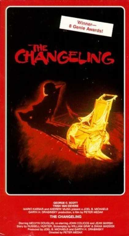 VHS Videos - Changeling