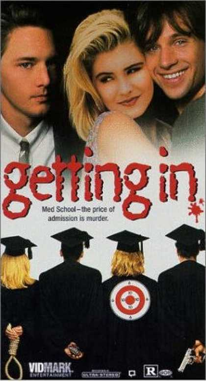 VHS Videos - Getting in