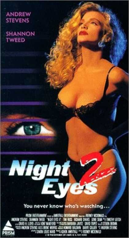 VHS Videos - Night Eyes 2