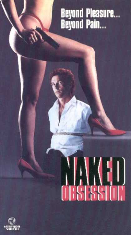VHS Videos - Naked Obsession