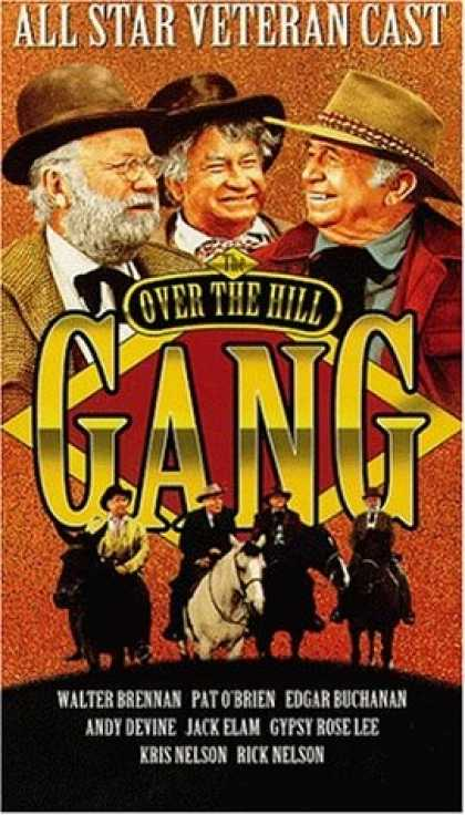 VHS Videos - Over the Hill Gang United American