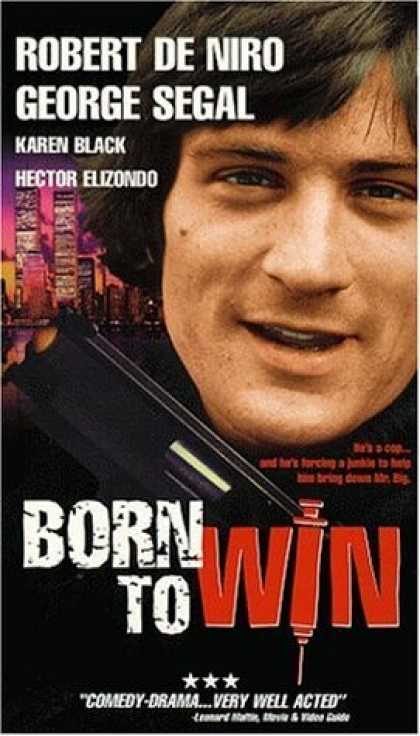 VHS Videos - Born To Win United American