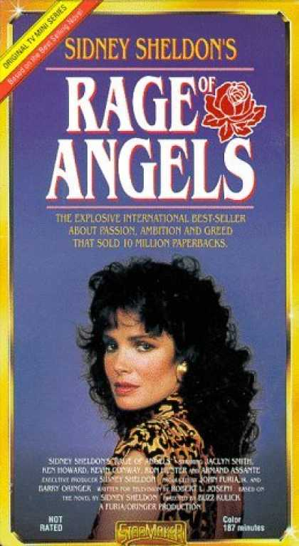 VHS Videos - Rage Of Angels