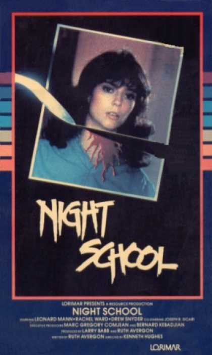 VHS Videos - Night School