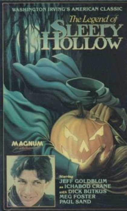 VHS Videos - Legend Of Sleepy Hollow