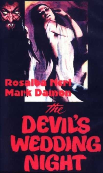 VHS Videos - Devil's Wedding Night