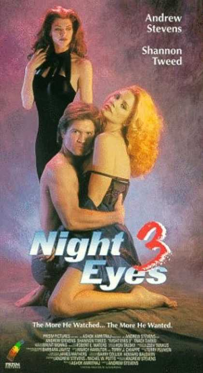 VHS Videos - Night Eyes 3