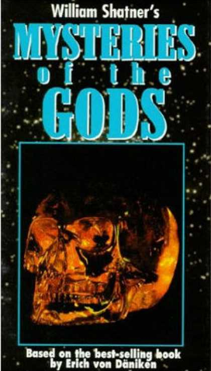 VHS Videos - Mysteries Of the Gods United